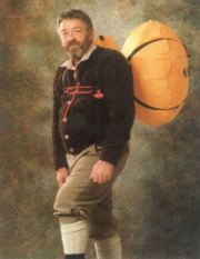 Josef Hohenester и первый коммерческий прототип лавинного рюкзака